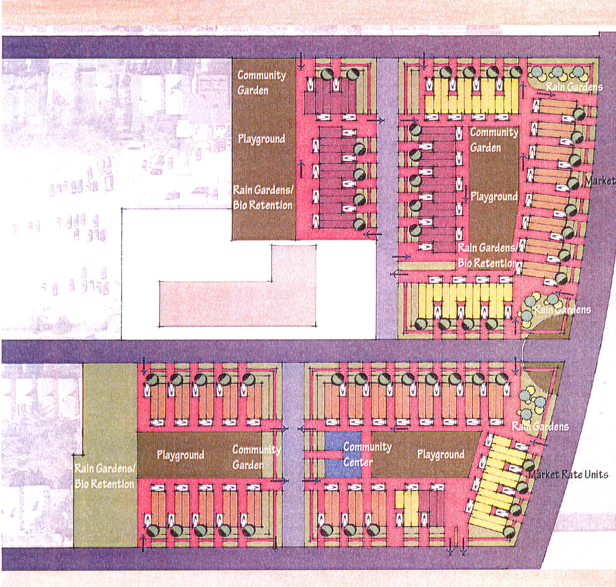 site plan q Chartres