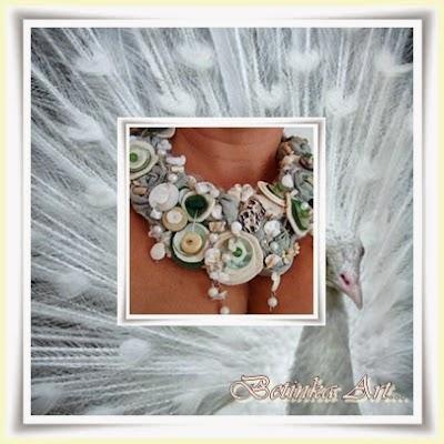 .. biżuteria  hand made ....