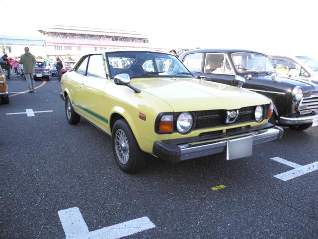 Subaru Leone, stary japoński samochód, nostalgic, retro, oldschool, スバル, クラシックカー