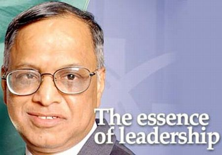 leadership style of mr n r narayan Seven co-founders with different styles came together under the leadership of nr narayana murthy to nurture a first class global enterprise of enormous value built on values if the understanding among the co-founders which may be more than two decades old is still being respected and honoured,.