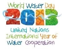 2013 Ano Internacional de Cooperação pela Água