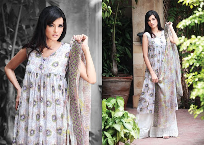 Kayseria Elegant Monsoon - Eid Collection 2011