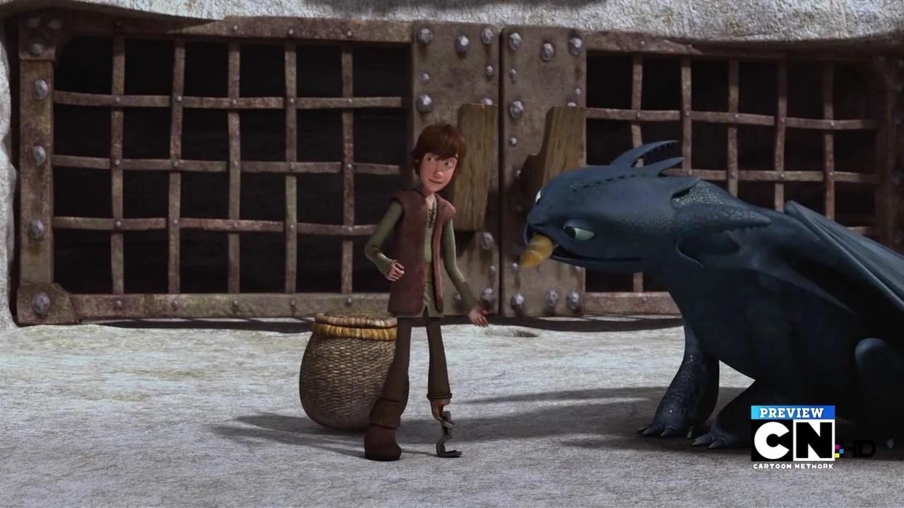 Berk - Cómo entrenar a tu Dragón - HTTYD - How to train your dragon