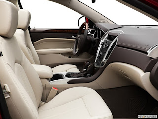 Cadillac SRX 2011 Pictures