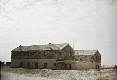 Abuelohara Leganes Cuartel de la Guardia Civil