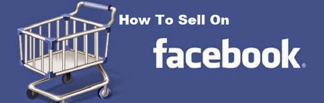 How To Sell on Facebook with PayPal image photo