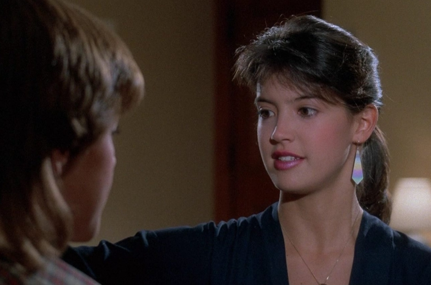 Betsy Russell Kathleen Wilhoite Phoebe Cates Private SchoolKathleen Wilhoite Private School