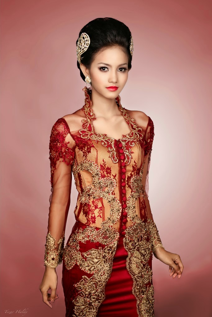 Foto Model Baju Kebaya Modern Untuk Pesta
