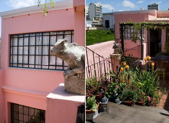 Un faro de ideas casa reciclada en san telmo for Casa de diseno san telmo