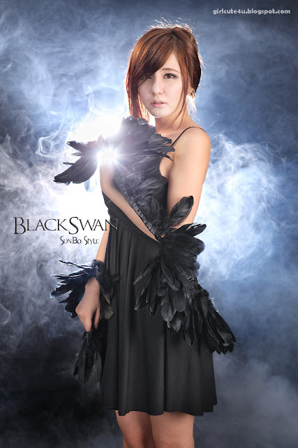 2 Ryu Ji Hye-Black Swan-very cute asian girl-girlcute4u.blogspot.com