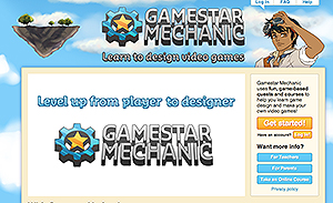 photo of gamestar mechanic website