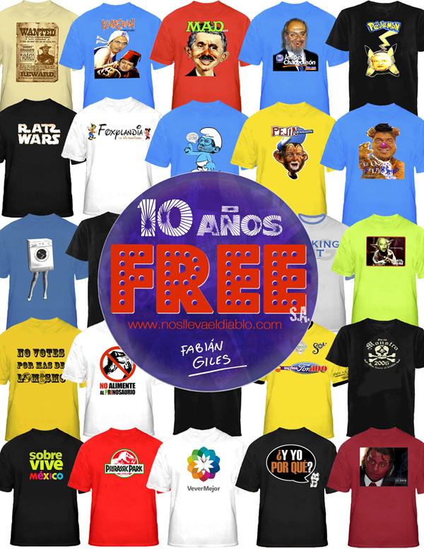 10 AÑOS FREE,S.A.
