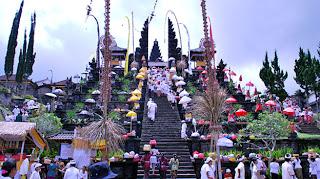 Besakih Temple, Pura Besakih, mother temple of Bali, Hindu temple in Bali