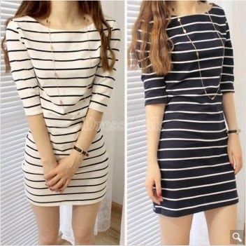 http://es.dresslink.com/women-striped-half-sleeve-over-hip-slim-onepiece-dress-p-8432.html