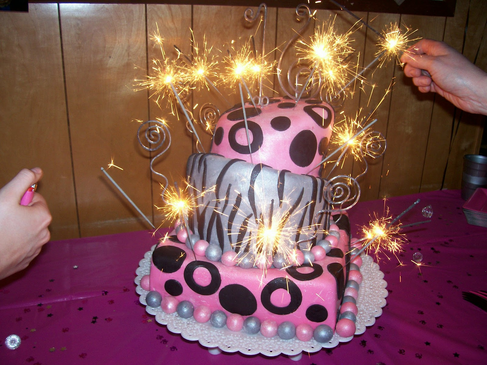 Not Just Cakes The Sweet 16 Bash