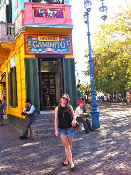 Exploring La Boca, Buenos Aires