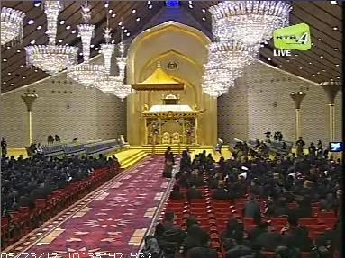 Pesta Super Mewah Putri Sultan Brunei