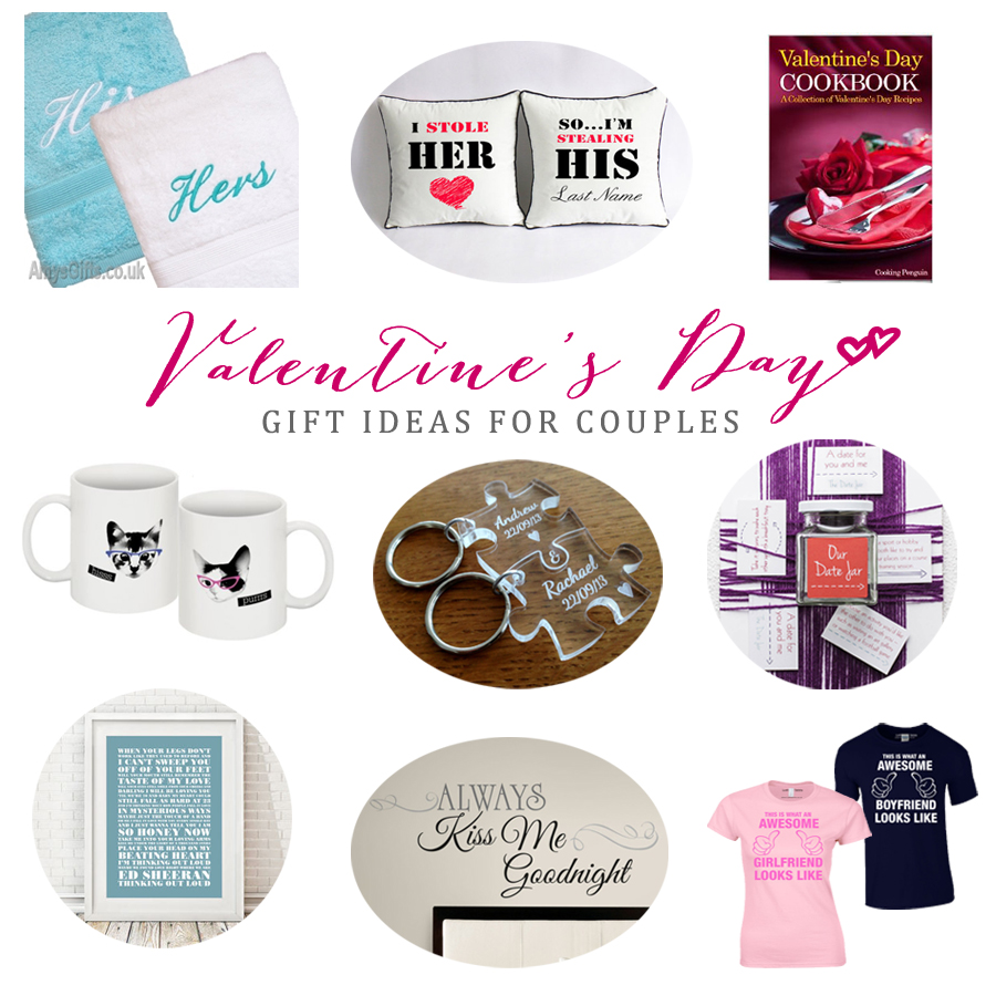 VALENTINES DAY GIFT GUIDE FOR COUPLES