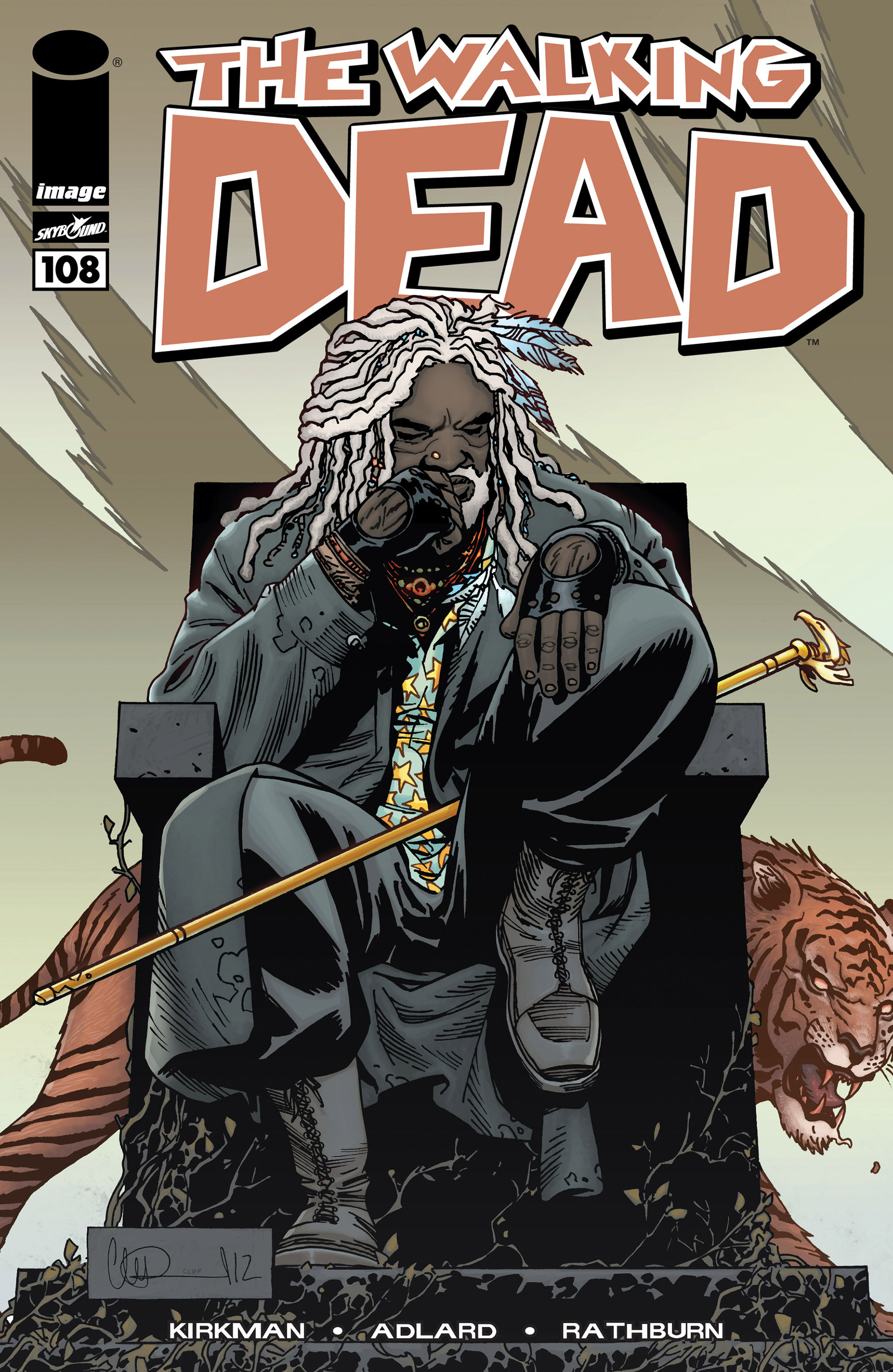 The Walking Dead 108 Page 1