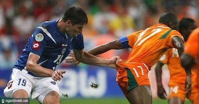 Images amusantes et surprenantes Sport - Football v27