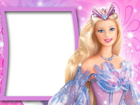 Barbie Color Wallpaper