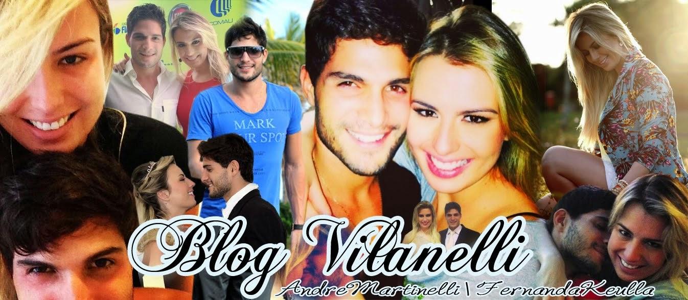 Blog • AndreMartinelli | FernandaKeulla