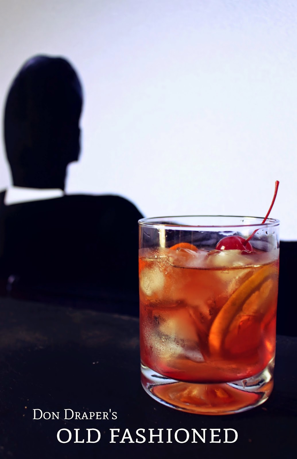 Man Men Old Fashioned Cocktail