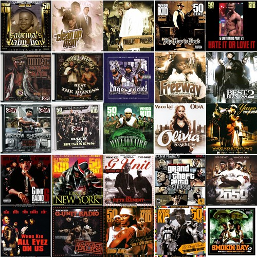 G-Unit Radio Discography