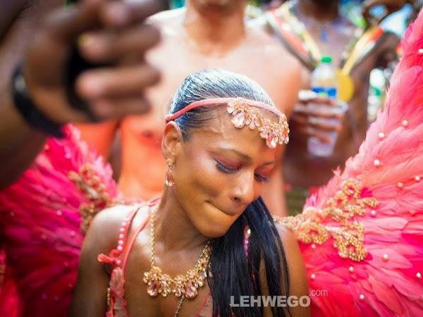 LehWeGo - Trinidad Carnival 2015 Tuesday w/ Fantasy Carnival Band