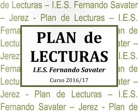 PLAN DE LECTURAS 2016/17