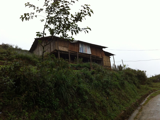 Sa Pa countryside house