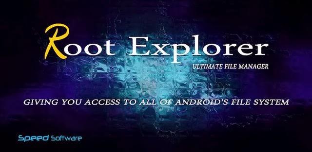 Root Explorer v3.1.6 Apk