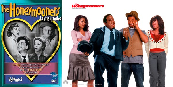 Serie y película de 'The Honeymooners'