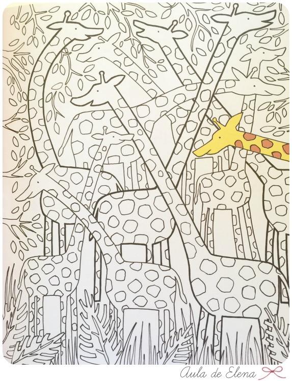 Dibujar, colorear y garabatear - Aula de Elena