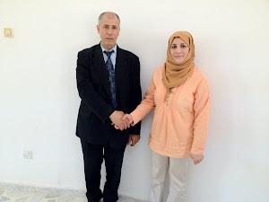 المرشحة فتحية المصري عن بنغازي