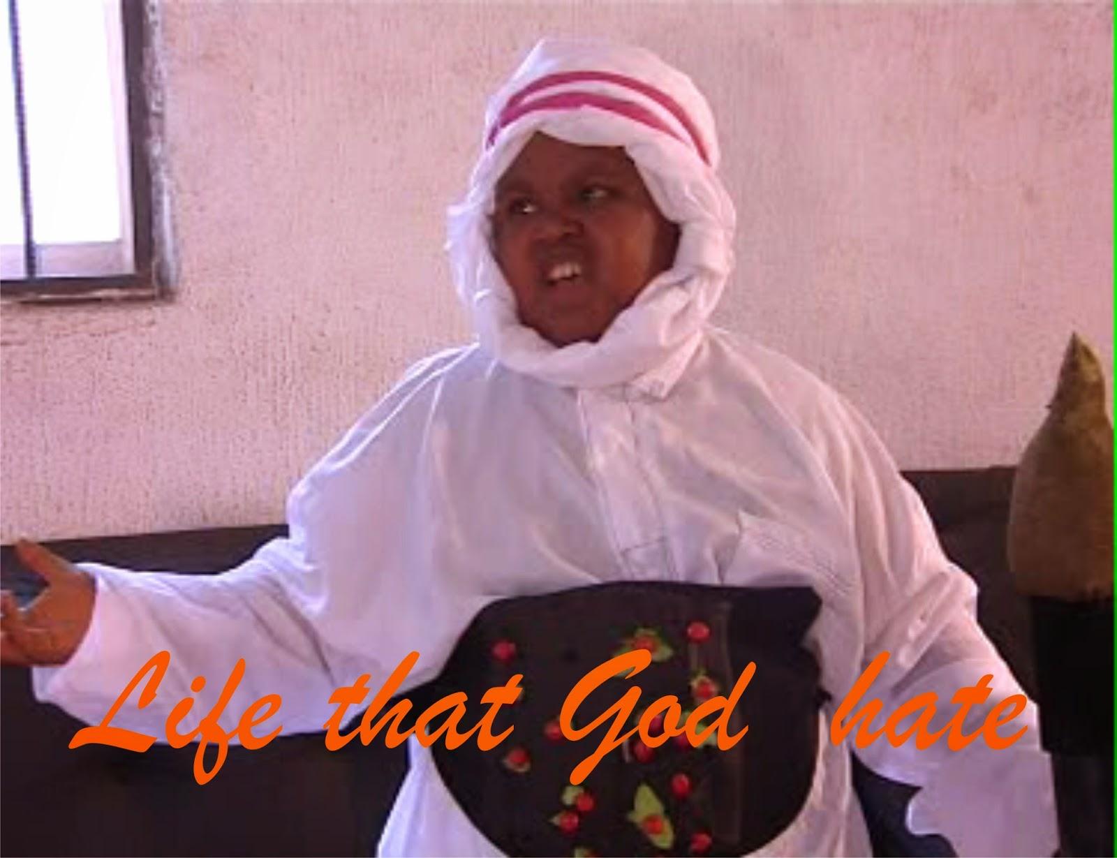Life that displeases God