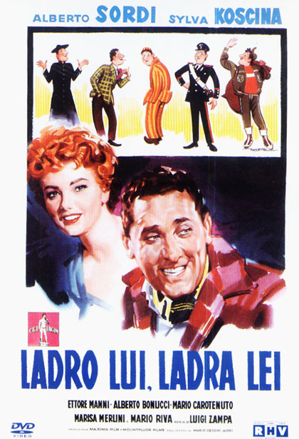 Ladro lui, ladra lei movie