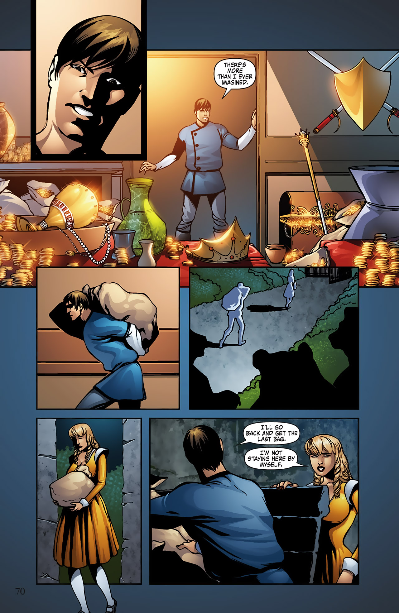 Grimm Fairy Tales (2005) Issue #9 #12 - English 17