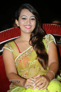 Bheemavaram-Bullodu-Heroine-Ester-Noronha-Stills-at-Movie-Audio-Launch