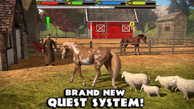 Ultimate Horse Simulator v1 APK Terbaru Gratis