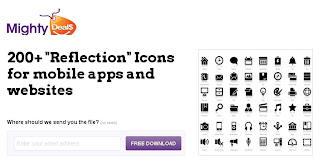 Icone per applicazioni mobili cellulari gratis