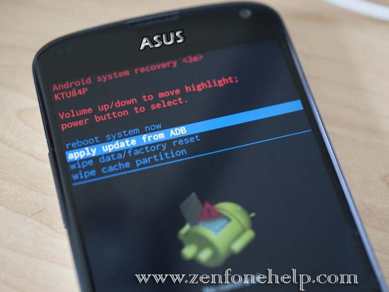 Прошивка Asus Zenfone 2