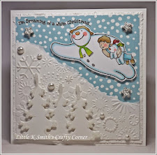 36 Cards Made For Christmas 2014