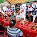 Nerio Torres recorrió el mercado de San Roque