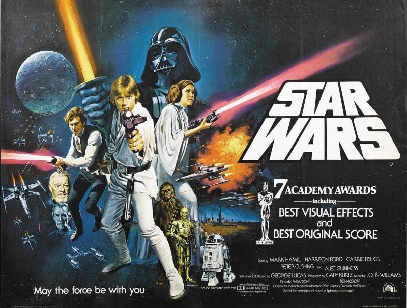 Un-manifesto-promozionale-di-guerre-stellari-46154