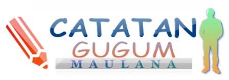 Catatan Gugum Maulana