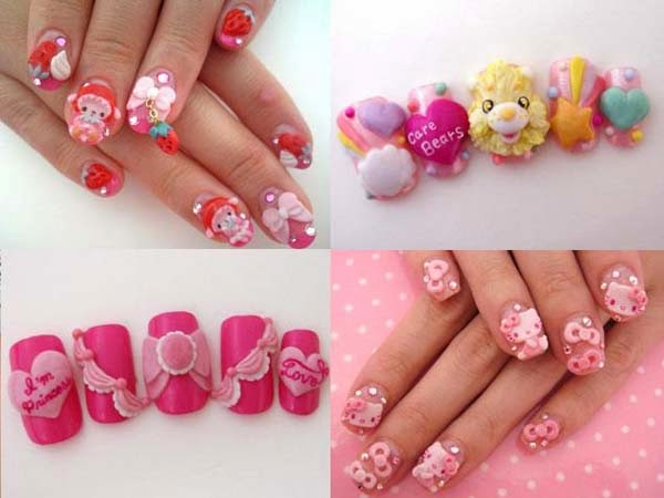Nail Art Things You Need To Know About Japanese Nail Art