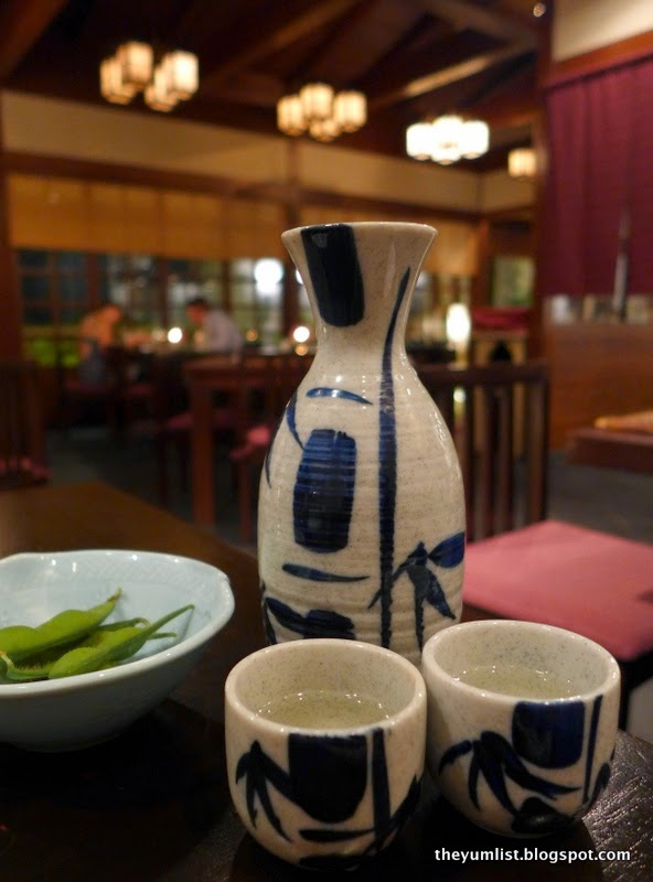 Japanese restaurant langkawi