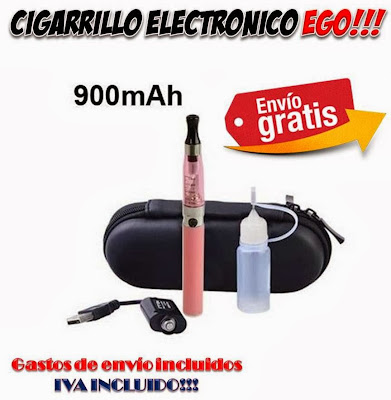 cigarrillo electronico EGO