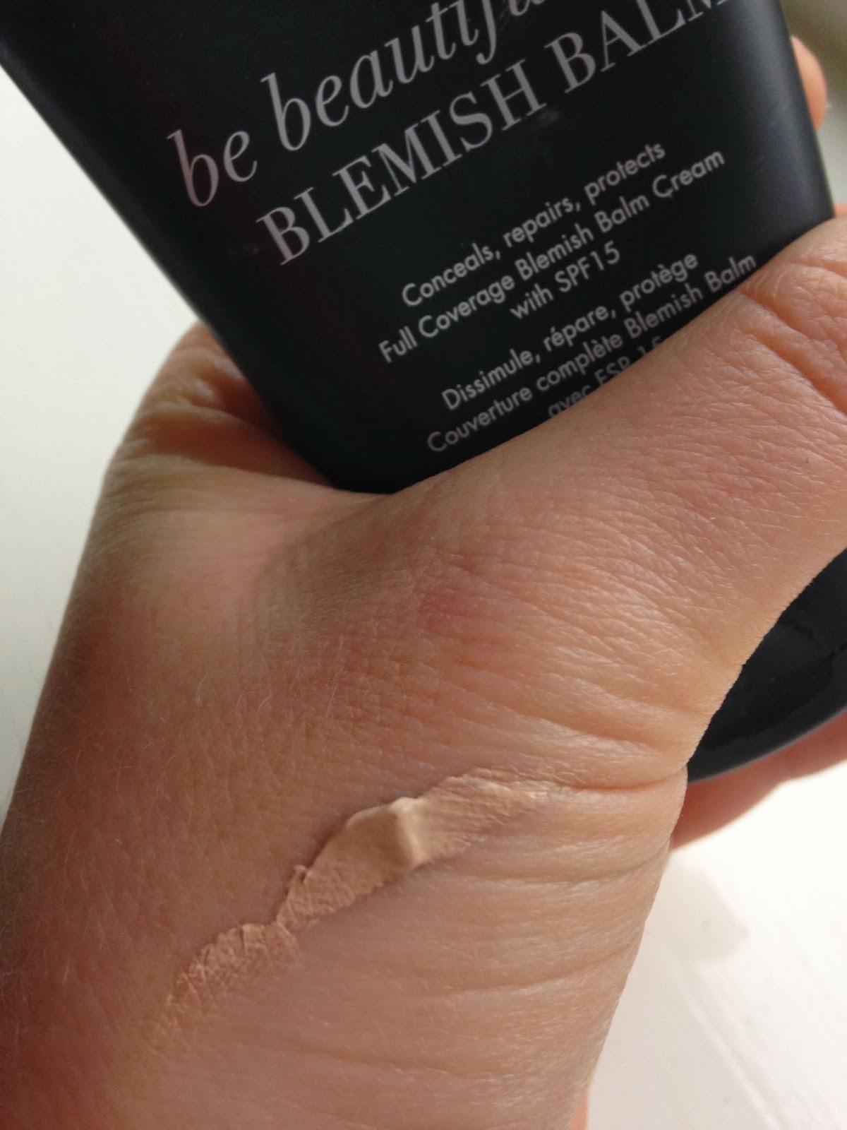 sleek Be Beautiful Blemish Balm in 'Fair'